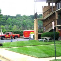 Commercial Lawn Service Northern va.