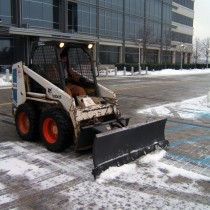 Commercial Snow Management Tysons Corner Va.