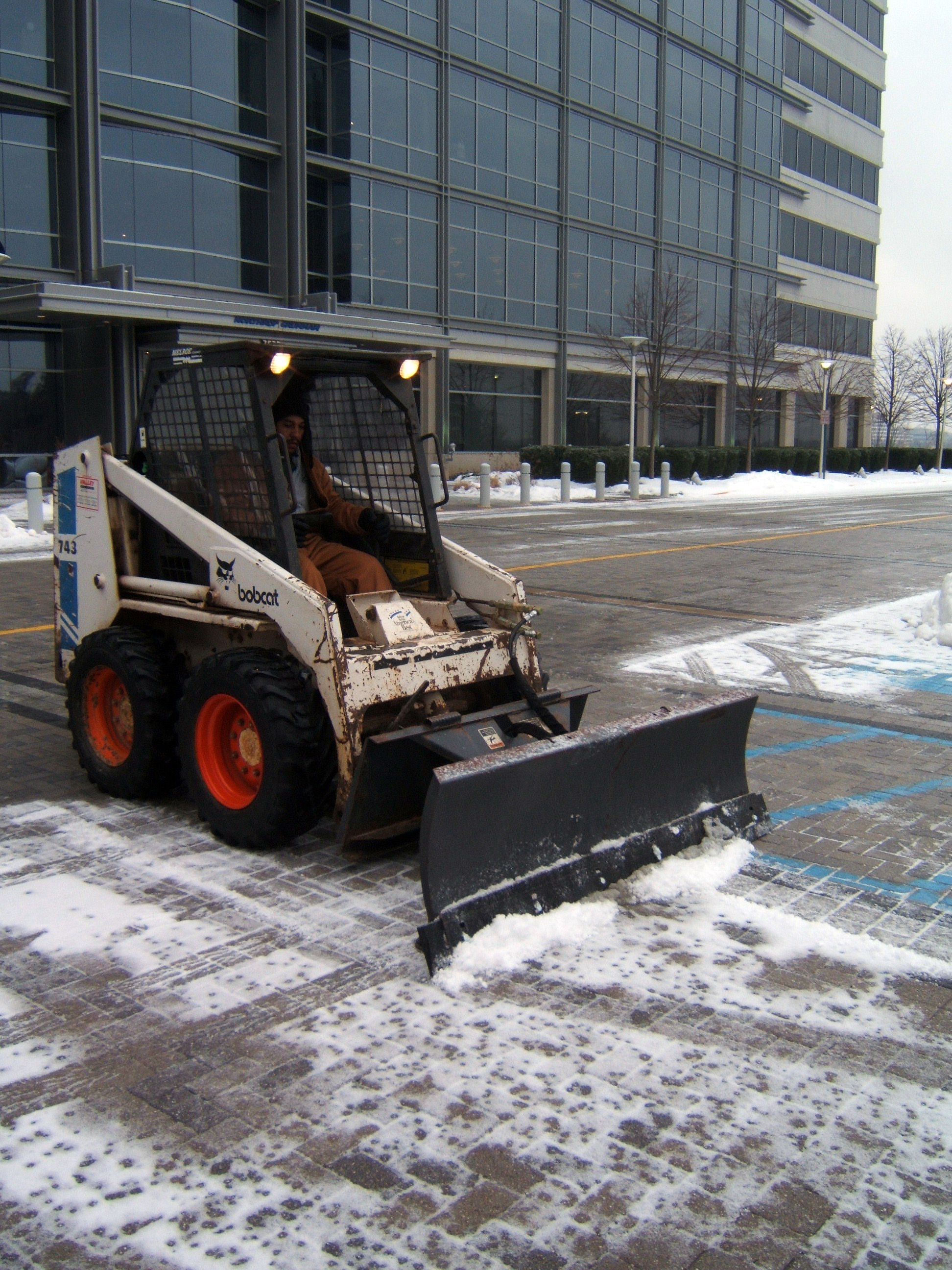 Snow Removal Professional Property Maintenance Inc