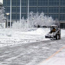 Parking Lot Snow Removal Fairfax Va.
