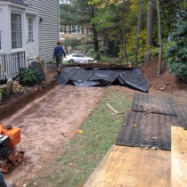 Pavers installation Reston Virginia