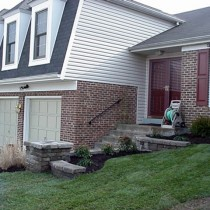 Chantilly Va. Landscape Design