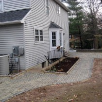 Concrete patio Reston Va. 20194