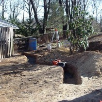 Retaining wall Fairfax Virginia 22030